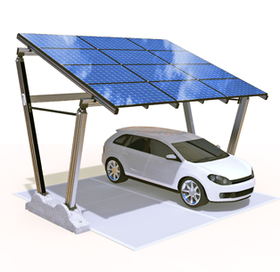 offerta pensilina fotovoltaica